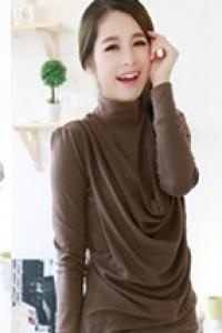 '.Блузка коричневая .'