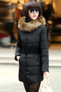 '.Удлиненная женская куртка .'
