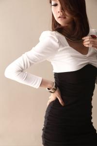 '.Элегантное черное платье (размер M) .'