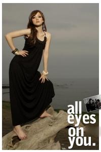 '.Платье черное (размер M) .'