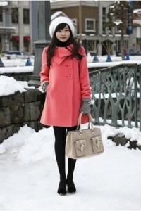 Верхняя одежда красная (размер М)