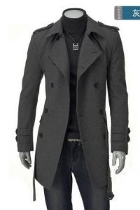 '.Пальто (с поясом) .'