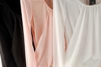 DD-127460#Блузка белая