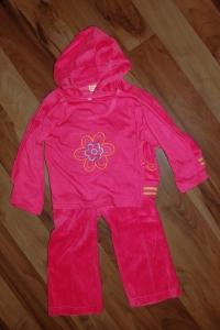 '.Костюм-тройка розовый для девочки, р-р 4 года .'