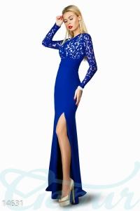 '.Оригинальное вечернее платье .'