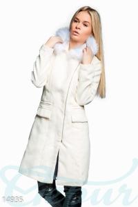 '.Теплое кашемировое пальто .'